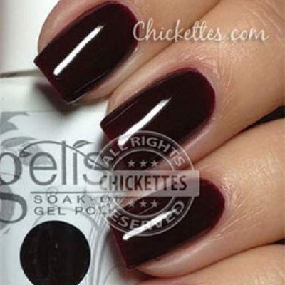 Gelish Black Cherry Berry 15ML