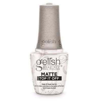 Gelish Matte Top It Off 15ml