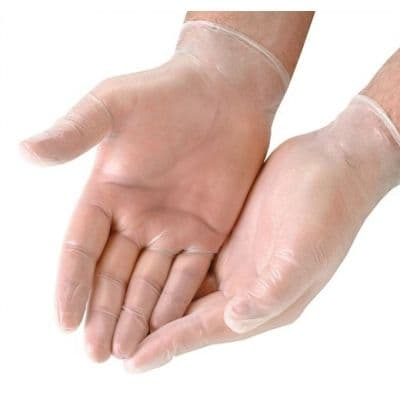Vinyl SMALL Gloves 50 Pairs