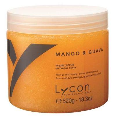 Lycon Mango & Guava Scrub 520g