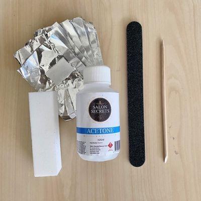 NEW Gelish Remover Kit (Gel & Dip)