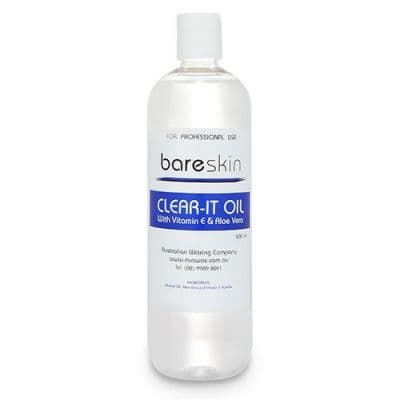 Bareskin Clear-It Oil 500 ml